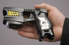 Police chief seeks to boost force's Taser supply: report