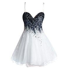 VILAVI Women's A-line Sweetheart Short Tulle Crystal Beading Graduation Dresses 2 White vilavi http://www.amazon.com/dp/B00LUM0SF4/ref=cm_sw_r_pi_dp_O683tb1GGK3WZ6J4