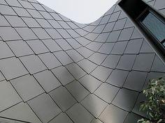 VMZINC® Titanyum Çinko Pul Kaplamalar