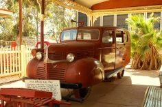 1938 Dodge Rail Inspection Car.