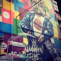 Street Art #Bruxelles