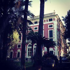 Di passaggio a #SantaMargherita in #Liguria! [foto da #Instagram]