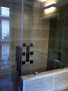 Box doccia per home spa