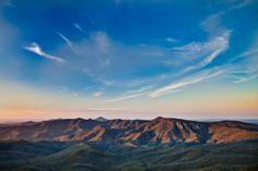 Nandewar Wilderness- incredible photo from Mt Kaputar National Park taken by Tamworth photographer Michael Perkins