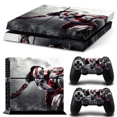 God of War PS4 Skin