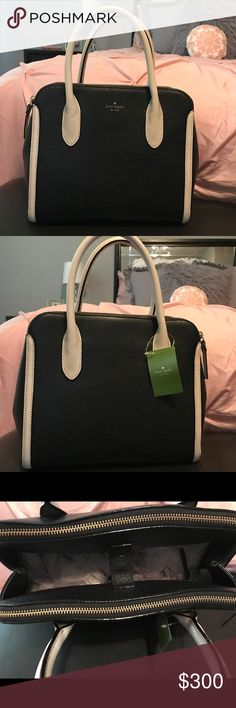 NWT Kate Spade Purse Duncan/Caroline Lane Kate Spade Purse! Brand new- never used! Authentic & super cute! Purchased but never got around to using it & now I could use the money. Feel free to ask any questions! kate spade Bags Shoulder Bags
