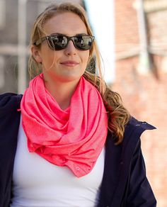 My style board could never be complete without a Vinyasa Scarf (or 4)