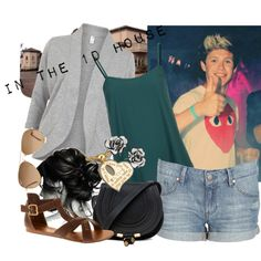 """""""A la 1D house (: xx"""" by ghizlanewilde on Polyvore"""