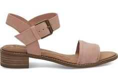 055dcfccc270 Toms Bloom Suede Women s Camilia Sandals - 9 Cinderella Shoes