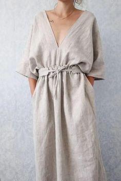 Kimono Style Dress, Kimono Fashion, Fashion Dresses, Maxi Dresses, Modest Dresses, Kimono Outfit, Sheath Dresses, Bride Dresses, Look Fashion