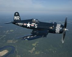 ... Depot - Fighters >Fighters & Legends Chance Vought F4U-5N Corsair
