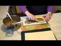 Grilážové rezy - recept na karamelovú griláž - Grilážky - VIDEO Ako sa to robí.sk
