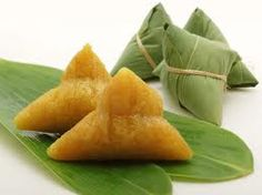 Zongzi (special food for Dragon´s day in China)