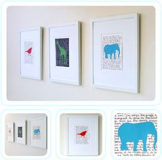Animal Silhouette - tutorial for cute and simple art