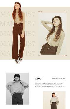 Page Layout Design, Web Layout, Web Design, Lookbook Layout, Lookbook Design, Image Makeover, Japanese Graphic Design, Fashion Advertising, Instagram Design