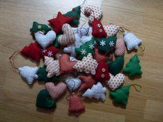Hangers voor in de kerstboom