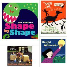 Fun Children's Books That Teach Shapes Photo 1