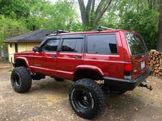 """230 Likes, 24 Comments - Tyler Cassidy (@tyler_cassidy14) on Instagram: """"Cargo rackless... #jeep #xj"""""""