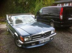 Mercedes-Benz 1973, 200 000 km, kr 49 000,- -35.000,-