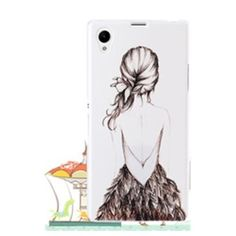 sony xperia z case online sale Sony Phone, Girl Back, Fine Girls, Sony Xperia, Playing Dress Up, Classic Style, Painting, Accessories, Painting Art