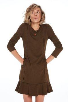 Scotch&Soda / Different. Sweat Dress, Scotch Soda, Short Dresses, Sweaters, Ladder, Clothes, Tape, Street, Women
