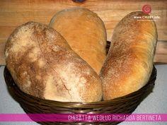 Pieczenie chleba i inne przepisy: Ciabatta