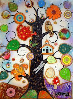 Kerry Darlington Tree of Harmony Collection