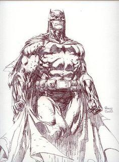 David Finch Batman