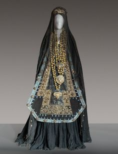 Medea costume by Piero Tosi From P.P. Pasolini's Medea (1969)