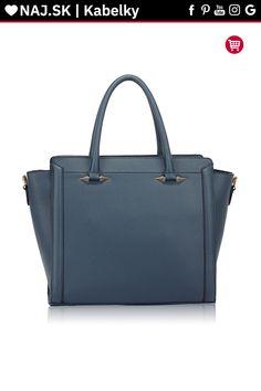 Trendy kabelka do ruky Anastasia námornícka AG00516 Trendy, Bags, Fashion, Handbags, Moda, Fashion Styles, Fashion Illustrations, Bag, Totes
