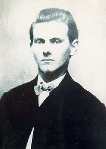 Jesse James - Simple English Wikipedia, the free encyclopedia