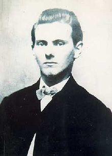 Jesse James - Simple English Wikipedia, the free encyclopedia