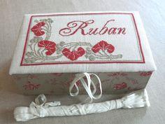 Boîte à rubans