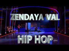 [HQ] Zendaya Coleman & Val - Hip Hop - DWTS 16 (Semi Finals)