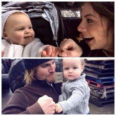 Willa and Stephen with Mavi