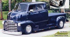 1948 Chevy COE