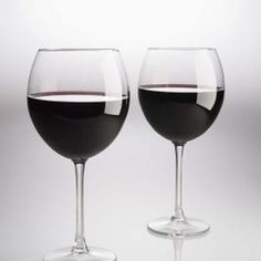 Red wine can be extremely difficult to remove from painted walls.