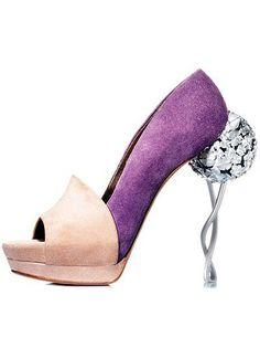 Gaetano Perrone spring or summer #shoe #collection. Impressive luxury high heels!