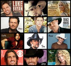 love country music...