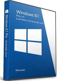 Windows 8.1 lite Edition (2016) [X32 Bits] [Español] [VS] - http://CineFire.Tk