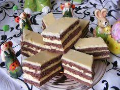 Prăjitură delicioasa cu blat de cacao si cremă de mascarpone si caramel, fină si delicioasă • Gustoase.net Tiramisu, Deserts, Caramel, Ethnic Recipes, Cakes, Sweets, Xmas, Dessert, Mascarpone