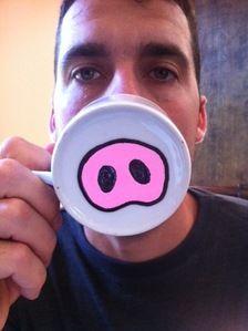 Pig Nose Mug
