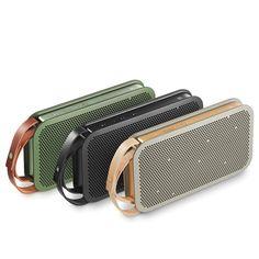 Bang & Olufsen BeoPlay A2 to bardzo ciekawy głośnik bezprzewodowy łączący w sobie młodzieżowy design i wysoką jakość generowanego dźwięku.