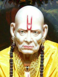 श्री स्वामी समर्थ प्रकट दिनाच्या खूप खूप शुभेछा Sai Baba Pictures, God Pictures, Lord Vishnu, Lord Ganesha, Shani Dev, Saints Of India, Swami Samarth, Divine Grace, Shiva Art
