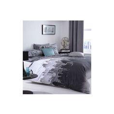 Vous recherchez une Parure de lit reversible Catherine Lansfield Buildings pas cher? Retrouvez toute la gamme de parures de lit pour adulte sur #charlieetrose