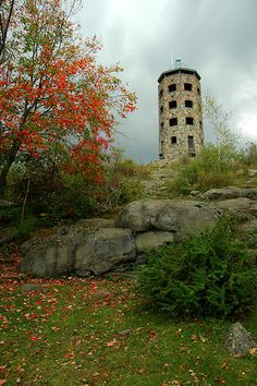 enger tower park in Duluth, MN.
