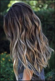 10 Winter haarfarbe ideen | Haarfarbe 2016 - 2017 | Einfache Frisuren
