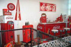 American Vintage Coke Cola Poster | Vintage Coca Cola Photograph