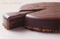 Τούρτα Σοκολάτα Sacher (Αυστρία)