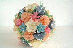 Wedding Bouquets Galore! by Chelsea Rodgers on Etsy